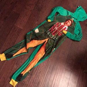 Elf ZIP UP SUIT